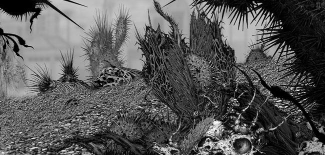 Cactus Scene 4