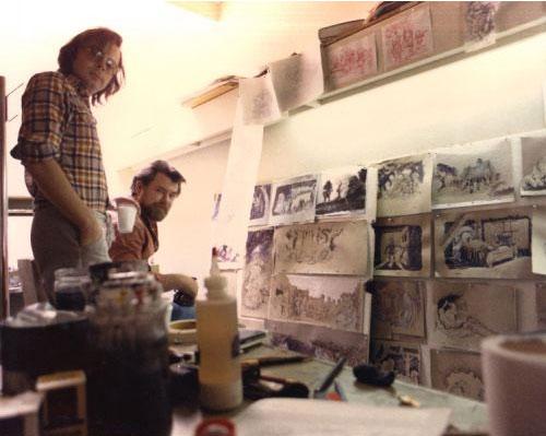 Miller and Ploog Wizards 1977