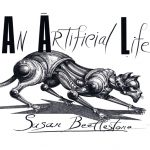 An Artificial life - Pen and ink on illustration board, 17cm x 23cm (1990) - £185.00