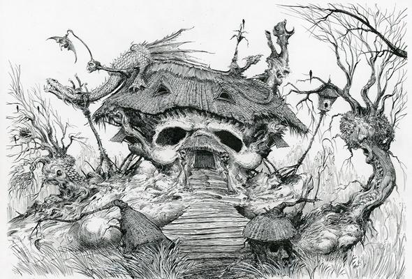 witchesHouse
