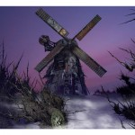 Carrie Sphagnum The windmill