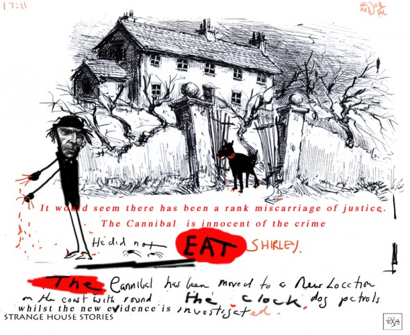 strange house stories miscarriage of justicepg