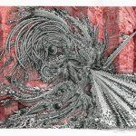 Balrog silkscreen print