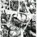 The City Prep 26 - Ink on paper, 28cm x 35.5cm (1992) - £200.00